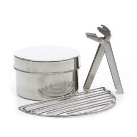 Набор посуды для средних и большихсамоваровKelly Kettle