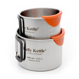 Набор чашек Camping Cup Set Kelly Kettle